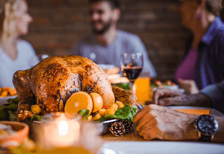 12 Websites That Deliver a Full Thanksgiving Dinner to Go