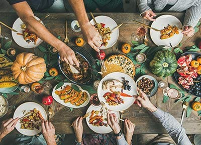thanksgiving table category