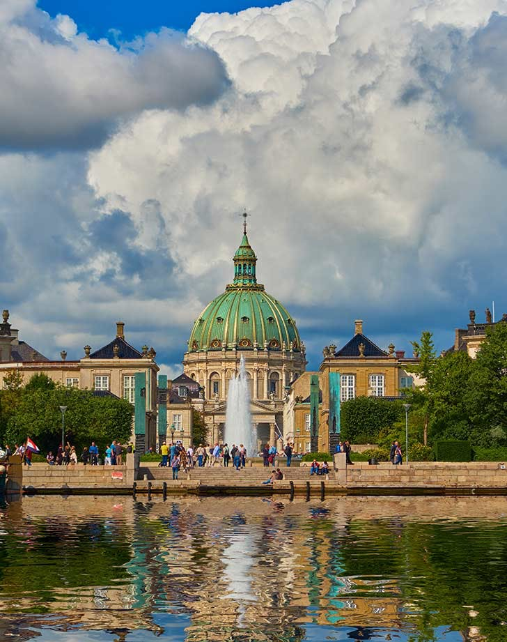 things to do in copenhagen amailenborg palace