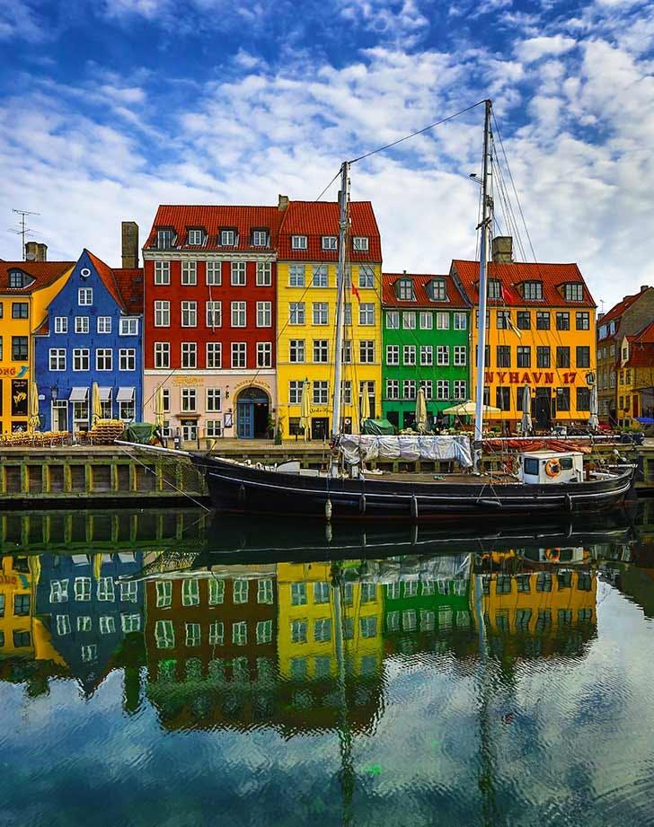things to do in copenhagen nyhavn harbour