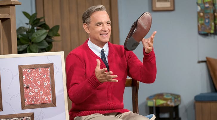 Tom Hanks Just Found Out He's Related to…Wait for it…Mister Rogers