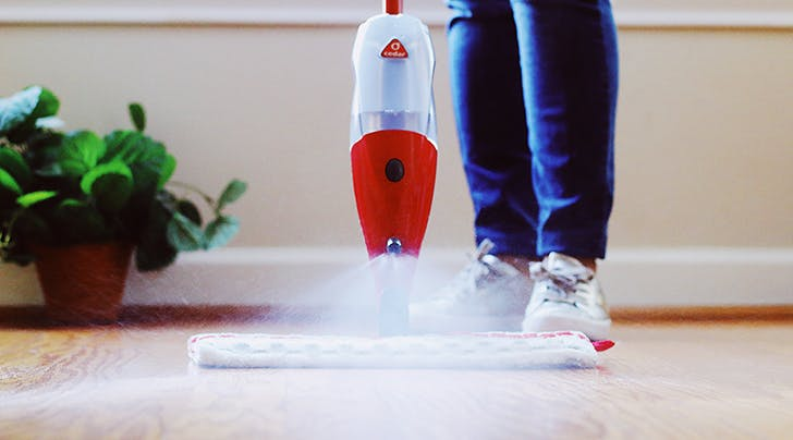 Um, You Can Get Cleaning Services Through Amazon and Its Now the Only Thing On Our Wish List