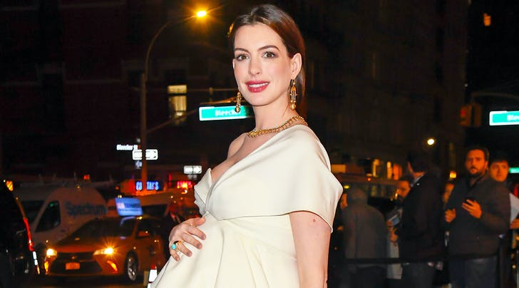 Anne Hathaway Reportedly Gives Birth to Baby No. 2