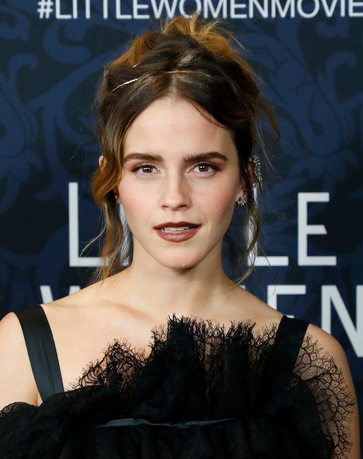 Emma Watson little women premiere