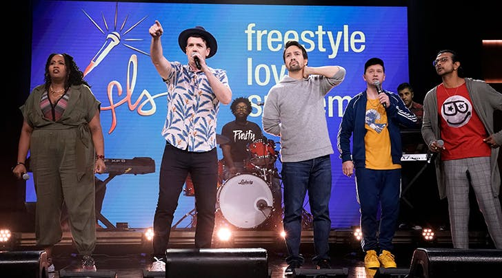 Lin-Manuel Miranda's New Show 'Freestyle Love Supreme' Is the Hottest Ticket on Broadway