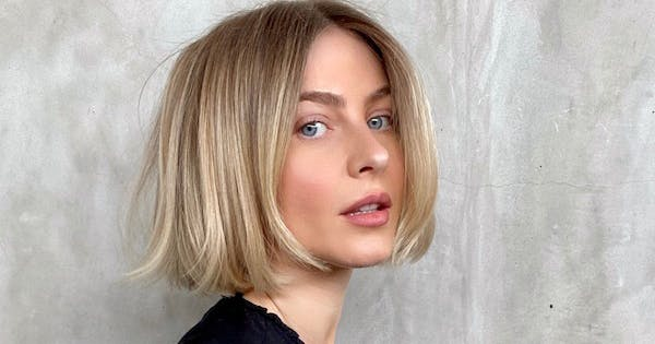 Julianne Hough Debuts A New Totally 90s Bob Purewow