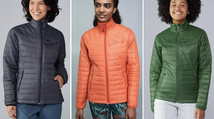 Need a New Winter Coat? This Flattering, Slim-Fit Puffer from REI Is Currently 66% Off