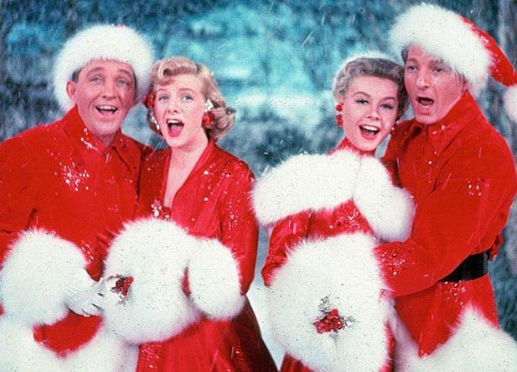 White Christmas best Christmas movie on Netflix