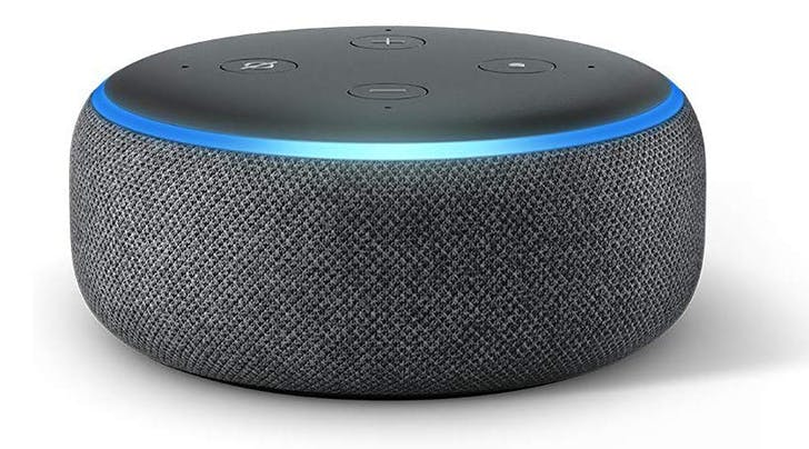 Amazons Echo Dot Is on Sale for More Than 50% Off for Cyber Monday
