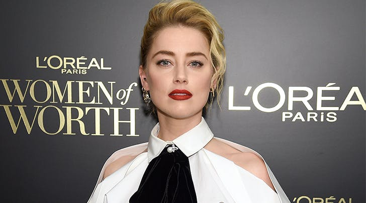 Amber Heard Spills All the Details on Her Upcoming Series 'The Stand'