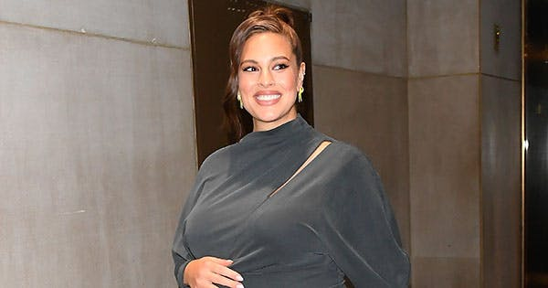 Ashley Graham's Baby Bump Is on Full Display in New 'Vogue' Cover