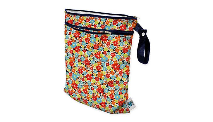 baby travel items wet dry bag