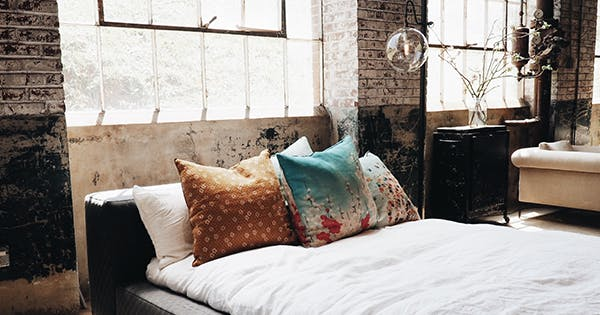 Want to Put a Bed in Front of Your Window? Here's How