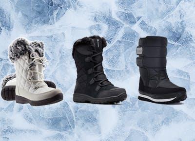 best snow boots cat