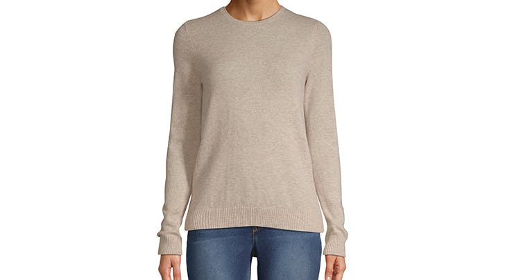 You Dont Want to Miss Out on the $40 Cashmere Turtleneck from Walmarts Cyber Monday Sale