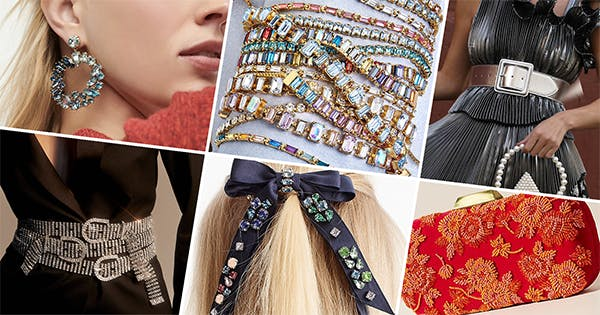 20 Festive Accessories That Will Make Even the Most Basic Outfit Feel Party-Ready