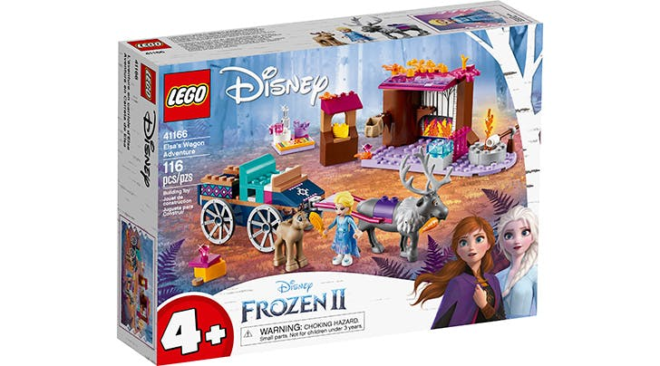 Dont Let This Great Deal Go! Save 20 Percent on This Lego 'Frozen' Kit