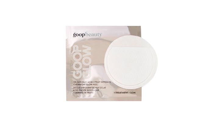 goopglow glycolic peel pads