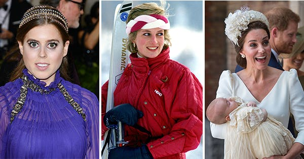 From Kate Middleton to Princess Diana, 10 Times the Royals Totally Rocked a Headband
