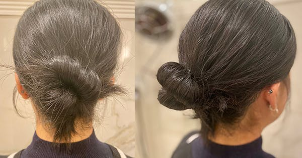 Kristen Bell's Stylist Shows Us Two Easy Hairstyles That Are Perfect for Holiday Parties