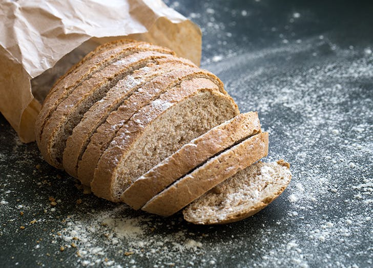 how to go gluten free loaf of wheat bread