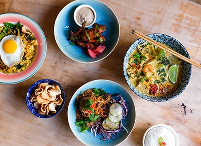 6 Excellent Places To Try Indonesian Food In Nyc Purewow