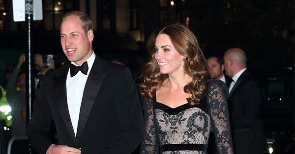 New Video Shows Kate Middleton & Prince Harry Doing Their Signature Parenting Move...at the Same Time
