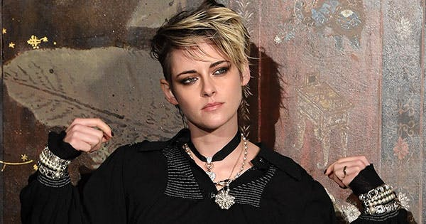 Kristen Stewart Just Wore a Chanel Necklace Instead of a Shirt…And It Actually Worked