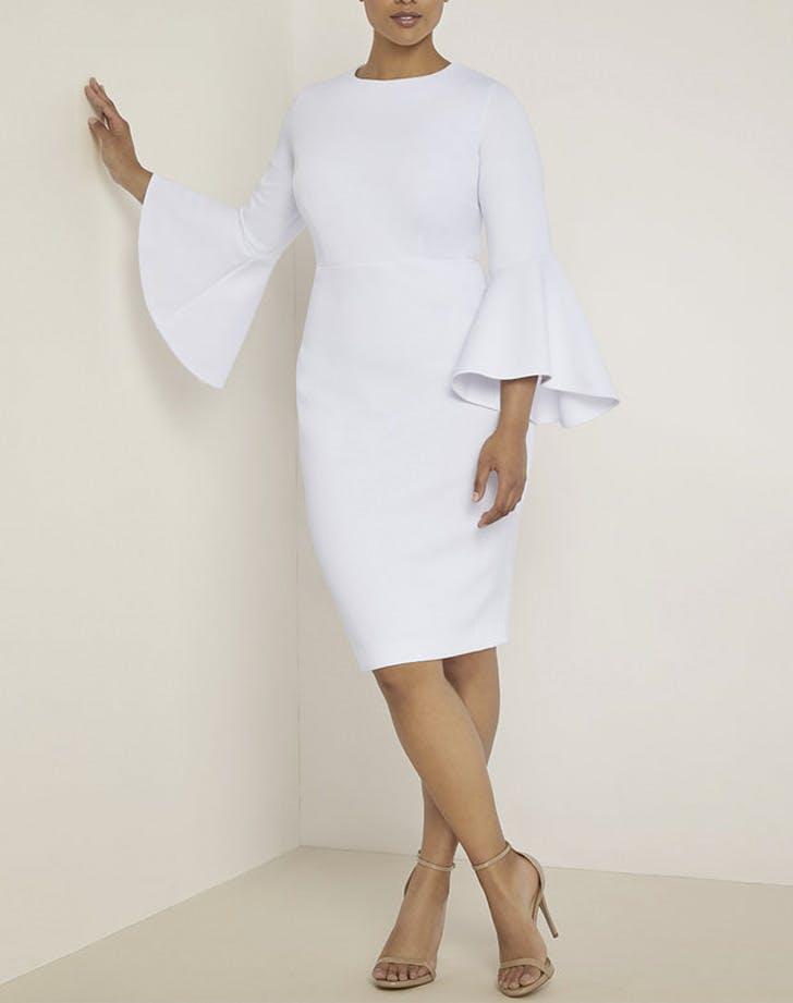 long sleeve wedding dresses eloquii
