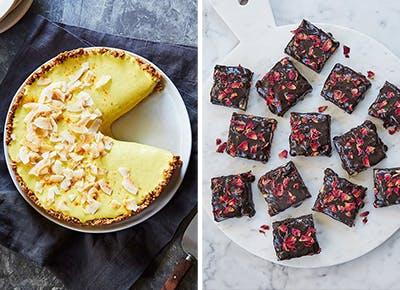 low sugar desserts 400