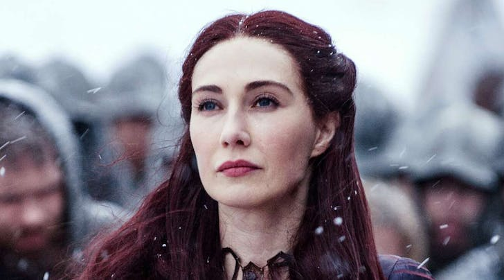 Melisandre Could Potentially Join the 'Game of Thrones' Prequel Cast, But Would She? Carice van Houten Weighs In