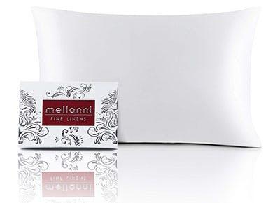mellanni fine linens silk pillowcase amazon 4