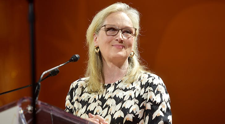 Meryl Streep Just Made History with Her 34th Golden Globe Nomination
