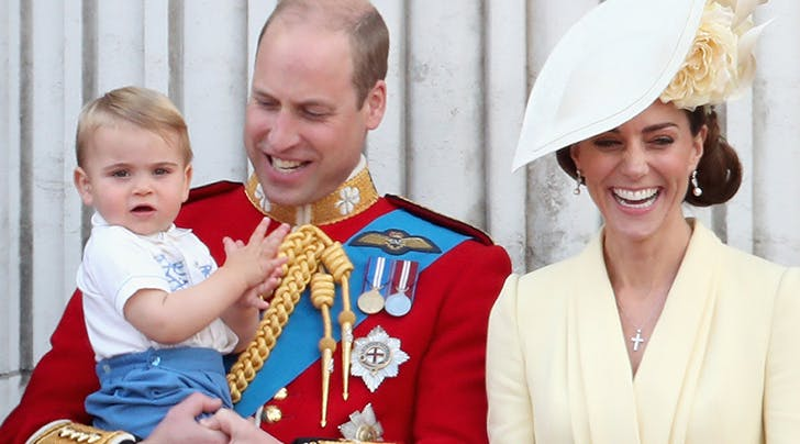 Kate Middleton Reveals the Royal Children All Love to Eat...Beetroot?