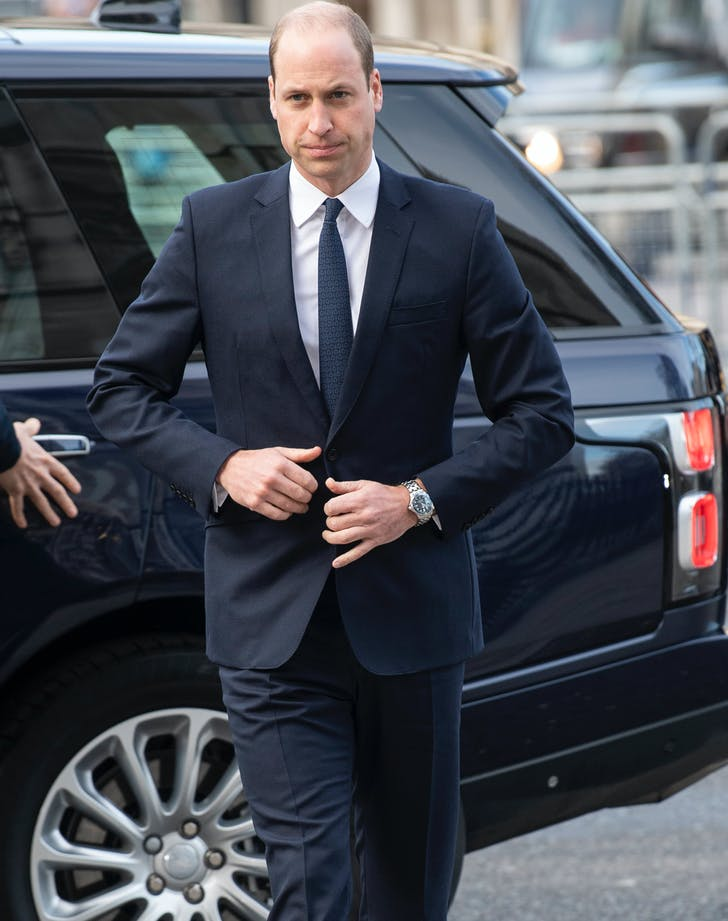 prince william in navy suit