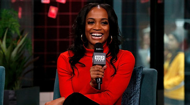 Is There Still Chemistry Between Hannah Brown & Peter Weber? Rachel Lindsay Thinks So