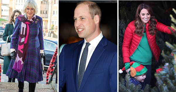 Royal News Roundup: From Prince William's Tour of Kuwait to Prince Louis's Latest Milestone