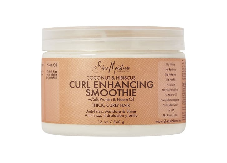shea moisture products curl enhance smoothie
