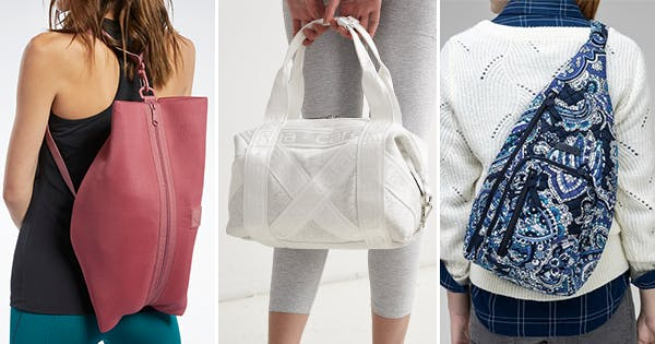 Looking for a Small Gym Bag? Here Are 8 Styles That Make Our Lives Easier