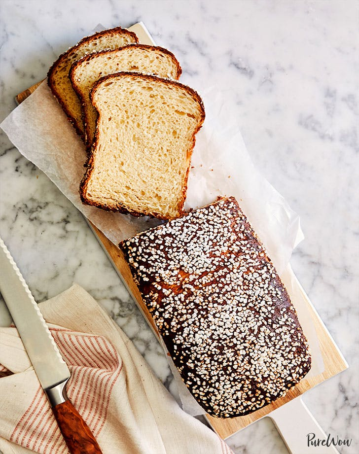 Sugared Holiday Bread