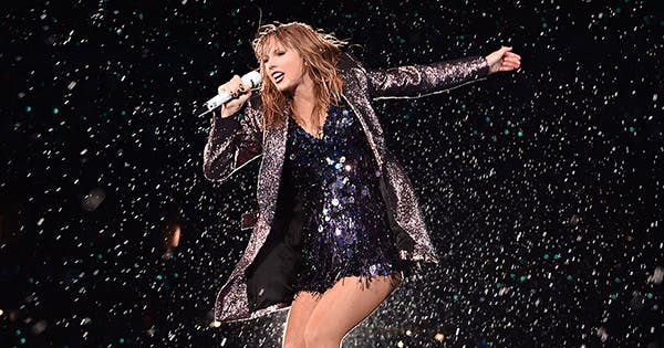 Taylor Swift Is Releasing a New Christmas Song & Music Video