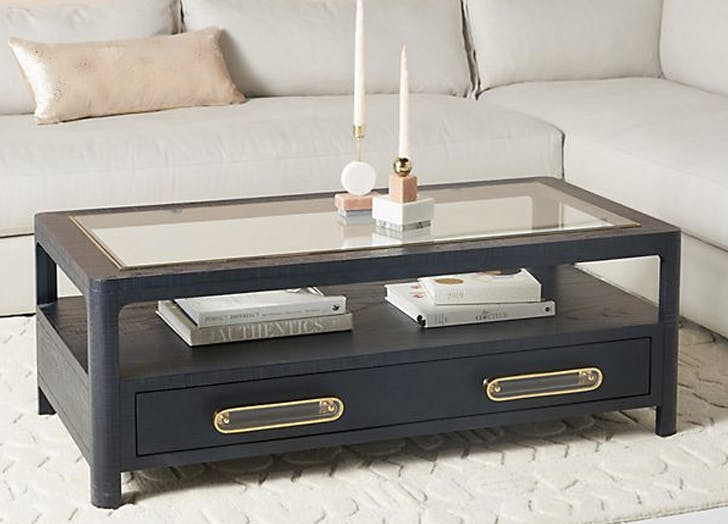 tracey boyd Odetta Rectangular Coffee Table  anthropologie cyber monday