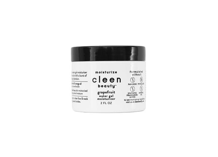 walmart cleen beauty face moisturizer