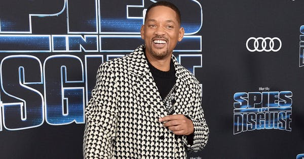 I Weirdly Want to Wear Will Smith's Latest Red Carpet Look
