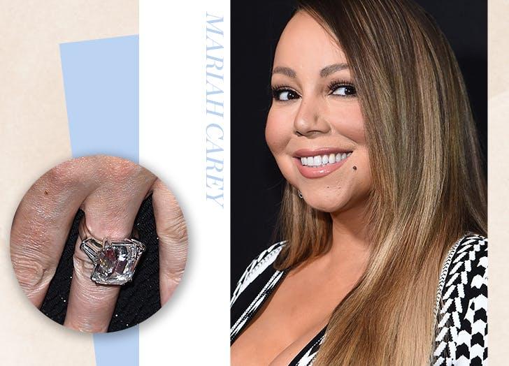 1 Mariah Carey