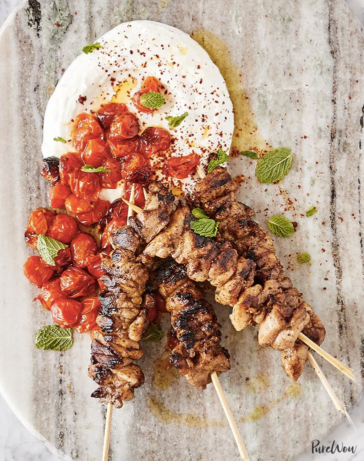 2020 oscar menu chicken margot kebbabies