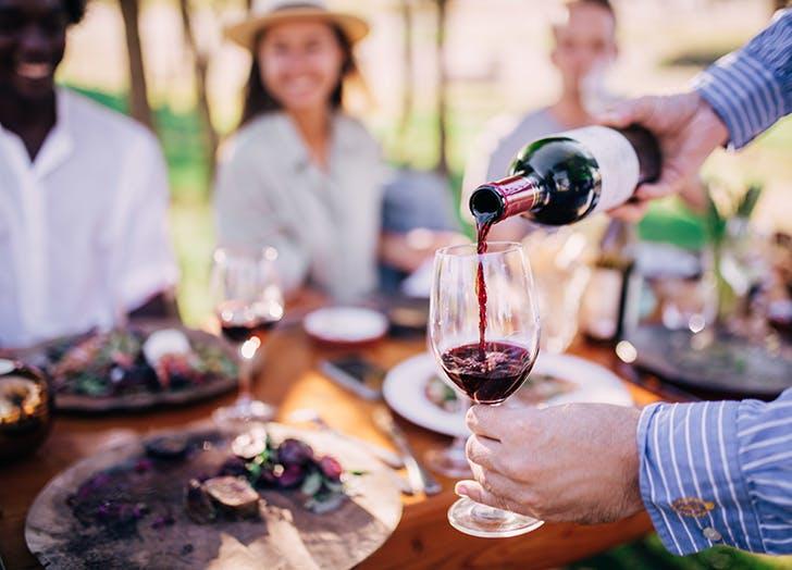 30th birthday ideas wine tasting