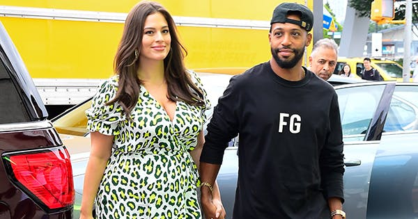 Oh, Baby: Ashley Graham & Husband Justin Ervin Just Welcomed Their 1st Child