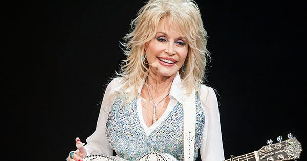 Everyone Who's Anyone Is Getting in on the Dolly Parton Challenge