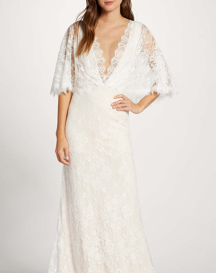 7 Nordstrom Wedding Dresses That Are So Swoon Worthy Purewow,A Line Wedding Dress Sparkle